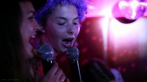 Karaoke, the enchanted machine