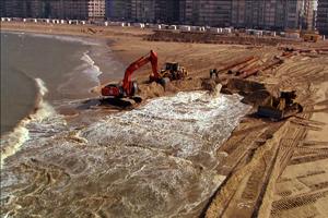 "Online broadcast ""Sand wars"" on Arte.tv"