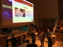 student prize at the 15th edition of the Pariscience festival